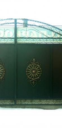 Кованые ворота/калитки