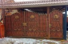 Ворота Фермерские